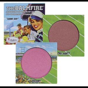 theBalm TheBalmfire Shadow/Blush Duo - Game Day
